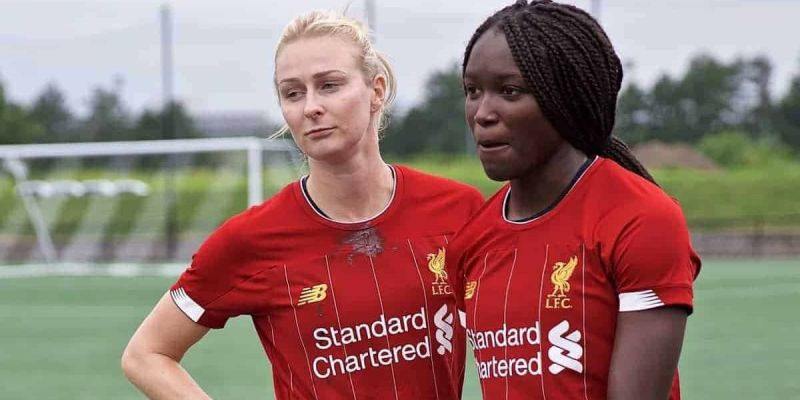Liverpool Women relegated as Super League ends prematurely; Babajide takes to Twitter