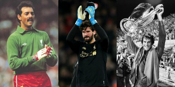 Alisson tipped to break every goalkeeping record with LFC by Grobbelaar