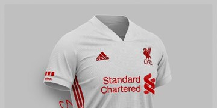(Images) Concept art shows LFC fans what 20/21 kits could look like with Adidas