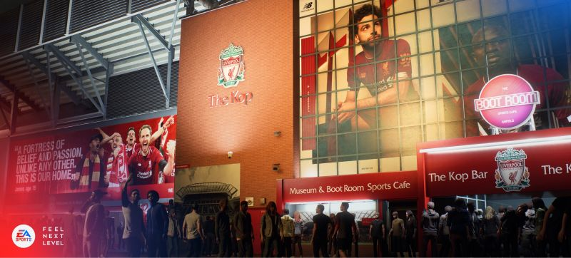 (Video) LFC feature heavily in FIFA 21 teaser – including clips of Anfield & van Dijk