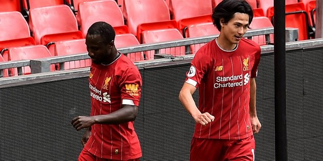'So much to be excited about' – LFC fans react to Keita & Minamino's stellar performances v. Blackburn