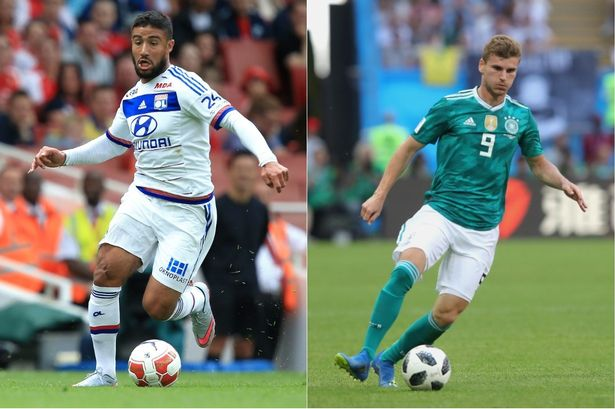Sensible LFC fans laugh off Fekir/Werner comparisons as Twitter goes crazy: 'We've been through this before and look where we are…'