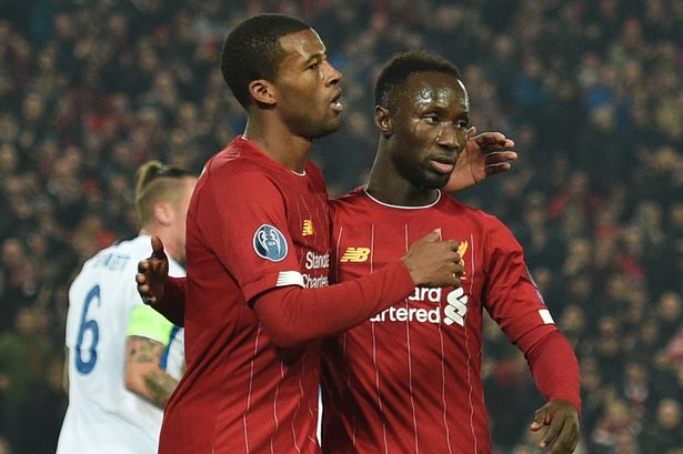 Liverpool's likely XI v Everton as Jurgen Klopp goes full strength for Merseyside Derby