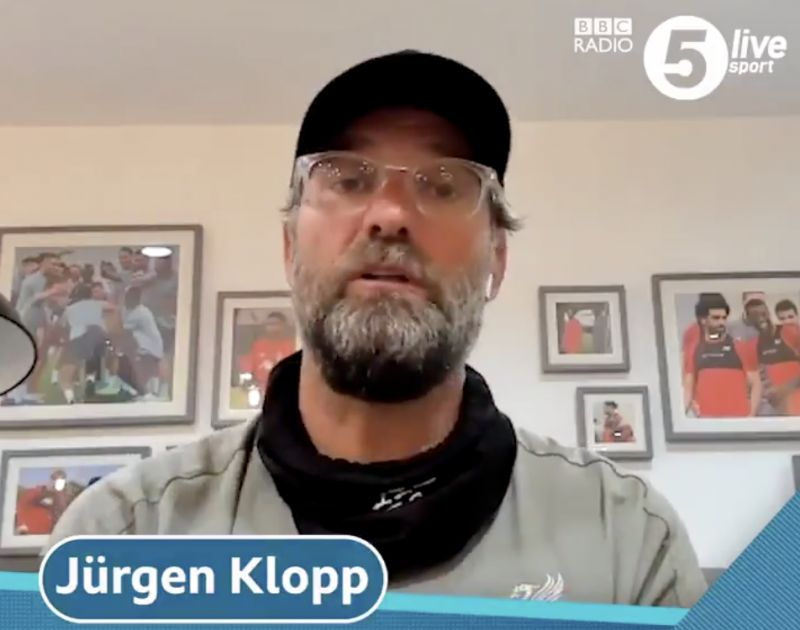 Klopp doesn't care if LFC have to win title at neutral ground: 'I'll play wherever you want – if it's on Mars'