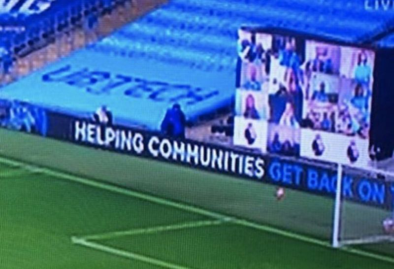 Liverpool fan goes viral after noticing hilarious absence at the Etihad stadium