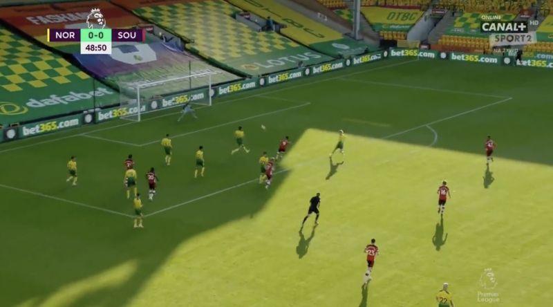 (Video) Danny Ings scores a screamer for Southampton on Premier League's resumption