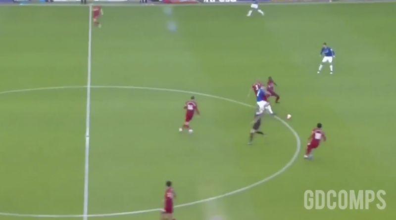 (Video) Fabinho highlights v Everton: Brazilian emerges from lockdown in good form