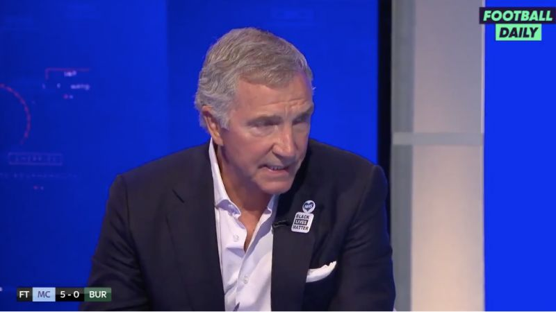 (Video) 'What can I do to help?' Emotional Souness speaks on his experiences of racism after ridiculous banner ruins City v Burnley