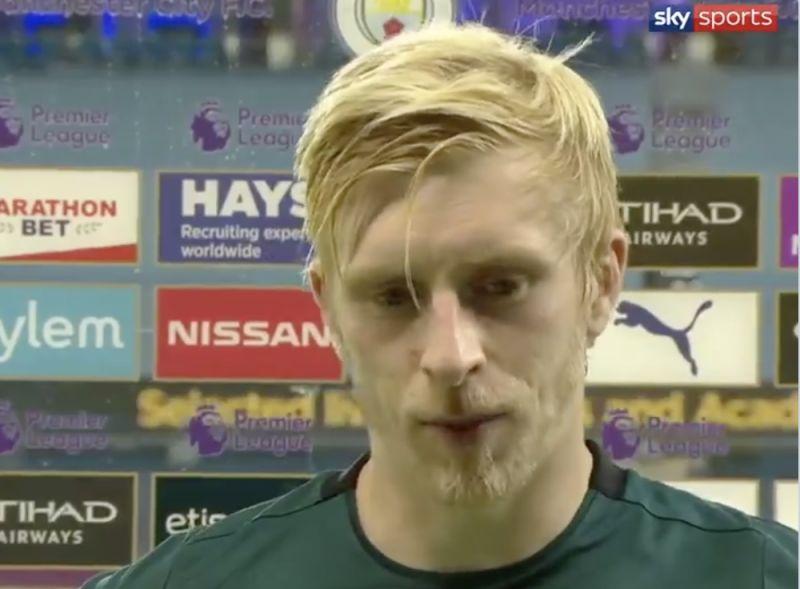 (Video) Ben Mee's emotional post-match speech for Burnley is a must-watch for all football fans
