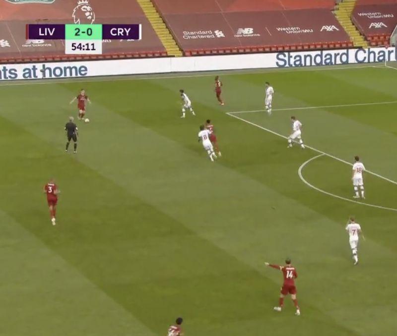 (Video) Look what Henderson does before Fabinho's 40-yard piledriver