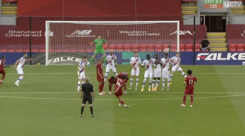 (Video) Brilliant new angles of Trent's free-kick stunner will make Reds purr