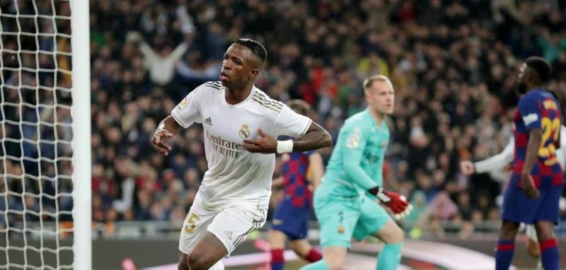 Real Madrid reject proposal from Liverpool for Vinícius Júnior, according to reports in Spain