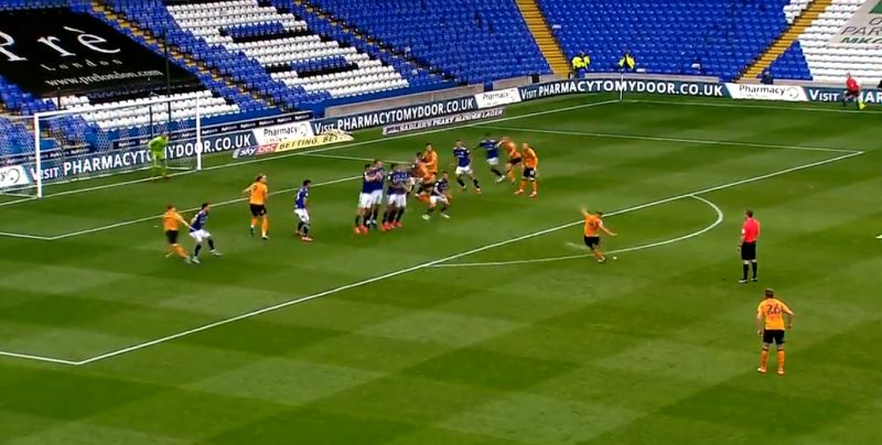 (Video) Liverpool starlet Herbie Kane nets delightful free-kick to put Hull 3-2 up