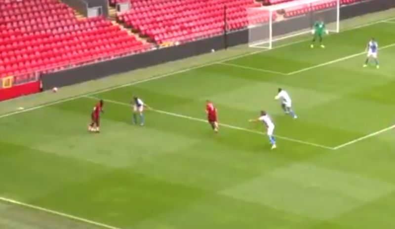 (Video) Keita pulls off outrageous skill on the wing in dominant performance over Blackburn