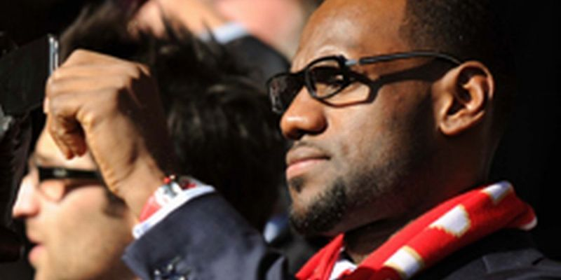 LeBron James goes mad for LFC on Twitter after Premier League title triumph