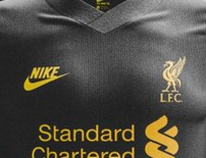 (Image) Stunning black & orange Nike LFC concept kit we wish was real