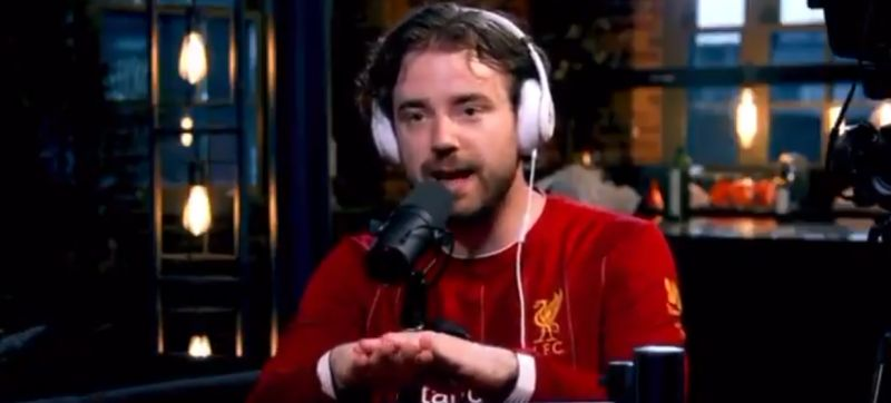 (Video) Laurence McKenna nails how LFC fans feel about rivals discrediting PL title in explicit rant