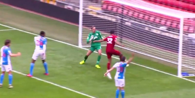 (Video) Matip scores from close-range as Firmino & Hoever make Blackburn look silly
