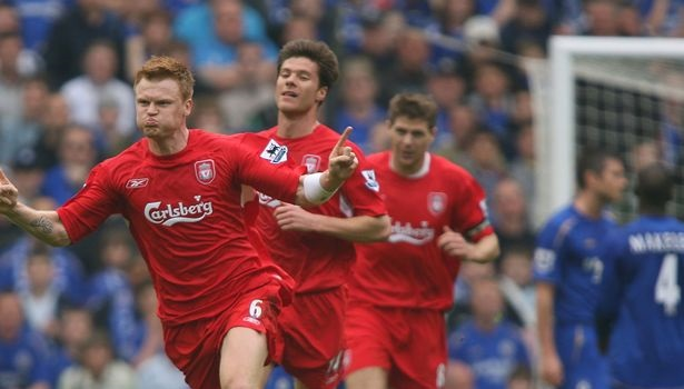 (Video) Remembering when Riise took on Chelsea's entire team – and won