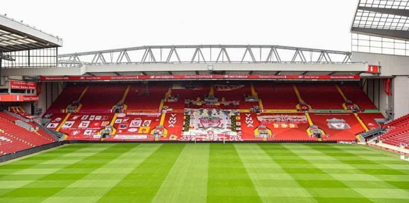 Premier League have granted Liverpool permission to have extra people in Anfield for trophy lift