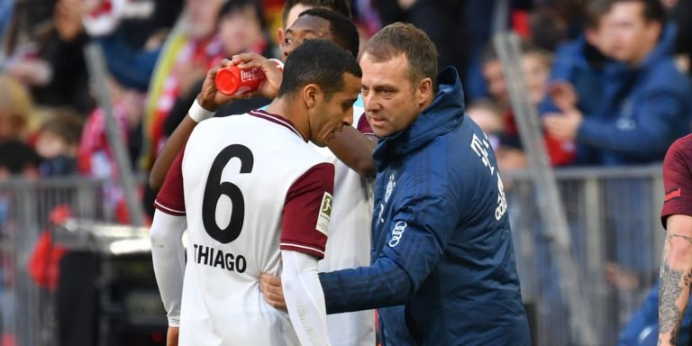 Fabrizio Romano claims Thiago 'would love to join Liverpool'