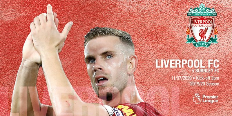 (Image) Jordan Henderson featured on cover of LFC's match-day programme