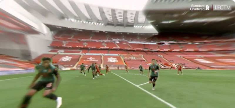 (Video) 'Incredible' new angle shows brilliance of Keita's pass to Mane and leaves you wondering how on earth he saw it