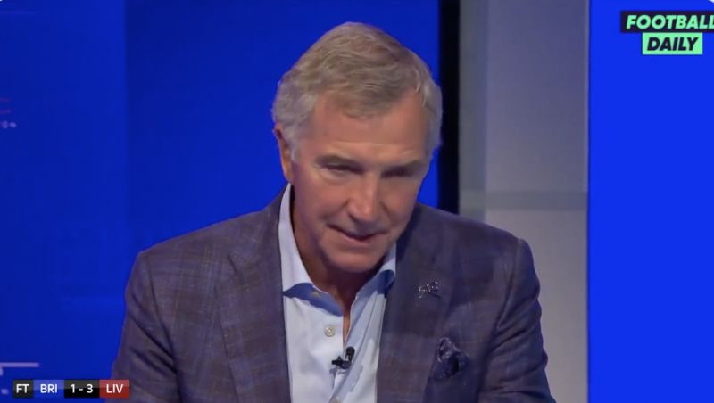 (Video) Souness sends for Salah: says he's 'super selfish' and 'takes it to another level' despite MOTM performance