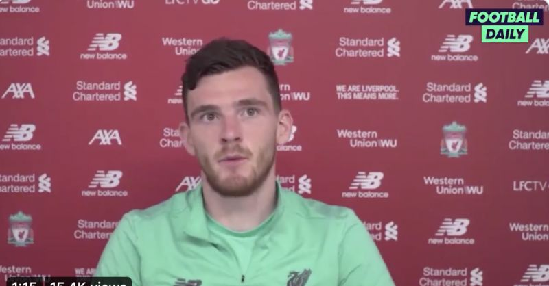 (Video) Robbo explains his swear-filled rant at the referees after Burnley draw & what ref told him in the tunnel