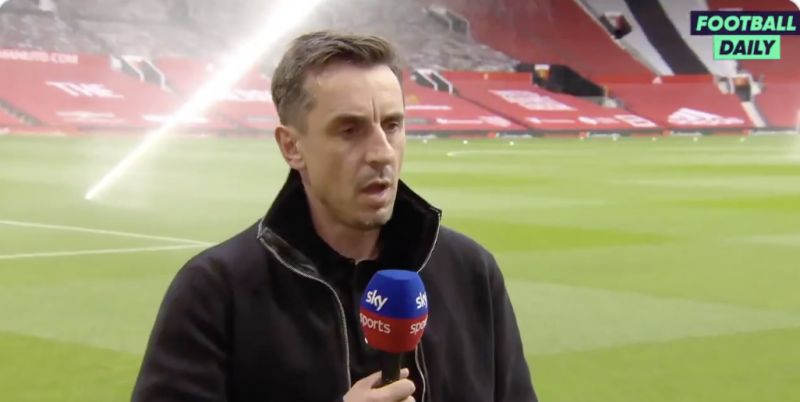 G-Nev goes big on why United can challenge 'best team in the country' Liverpool for Premier League title