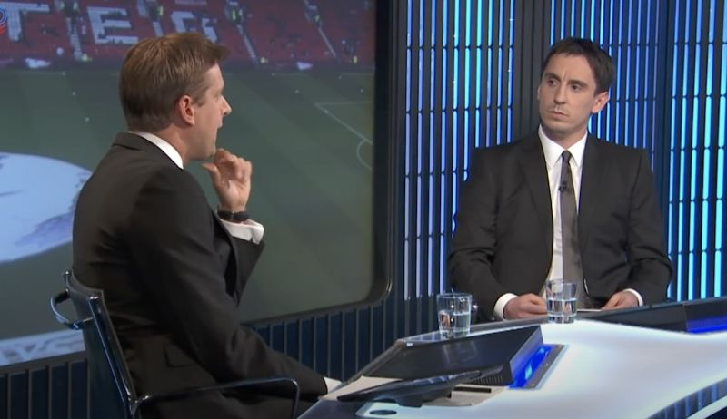 (Video) Gary Neville's 'chippy tea' analogy for Liverpool in 2011 actually nailed it and predicted our success under Jurgen Klopp