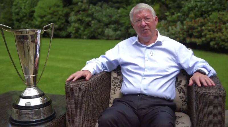 (Video) Sir Alex forgives Klopp for ringing him at 3am to say he's won the Premier League