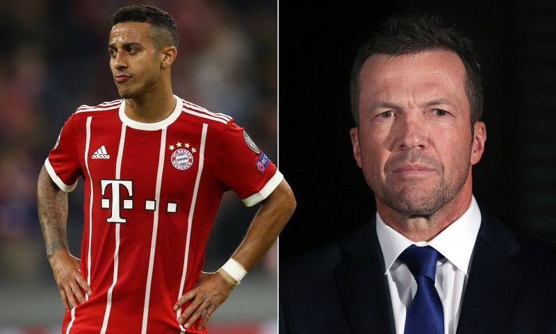 Lothar Matthäus 'sure' Thiago to Liverpool is done – 'He would absolutely fit into Jurgen Klopp's team'