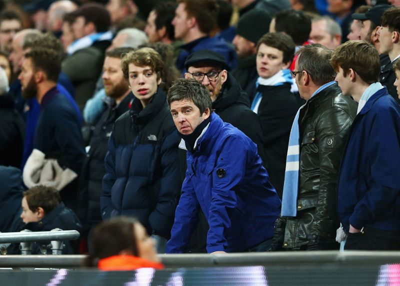 (Video) Noel Gallagher's arrogant prediction of 'irrelevant' Liverpool looks incredibly stupid now
