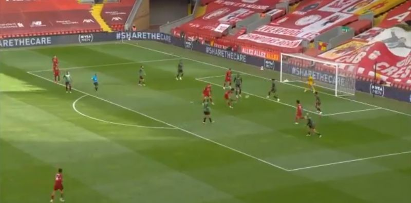 (Video) Curtis Jones' best bits of 20/21 thus far as LFC starlet exceeds all expectations