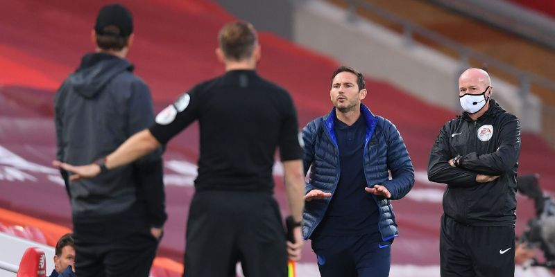 "Jurgen Klopp schools Frank Lampard and tells him what he ""has to learn"""