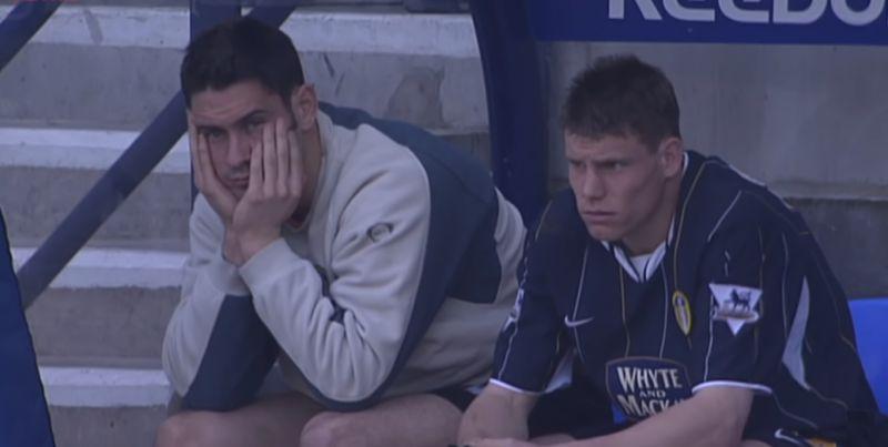 (Video) Footage of emotional James Milner the day of Leeds' 2004 relegation emerges online