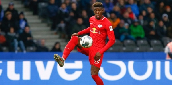 Liverpool to rival PSG for RB Leipzig star who could provide full-back depth – report