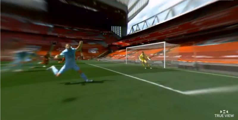 (Video) New angle of Robbo's header shows just how difficult it was to pull off