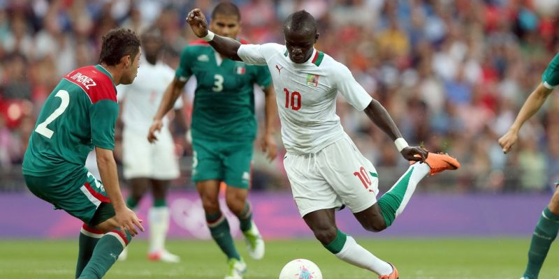(Video) Throwback to Sadio Mane lighting up the 2012 Olympics in London