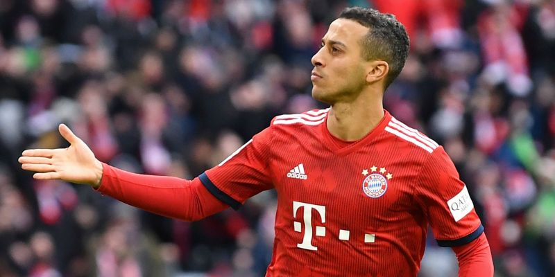 James Pearce shares another update on Thiago to Liverpool