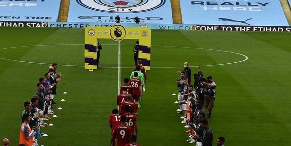 Virgil van Dijk shares perfect post after City game, no words