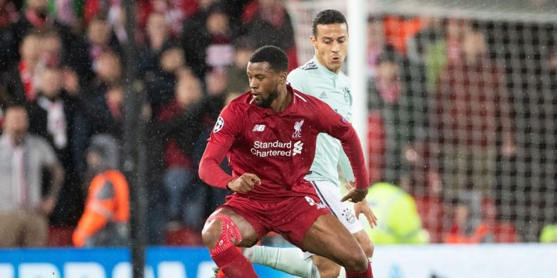 Klopp willing to give up on Thiago if it means Wijnaldum stays – report