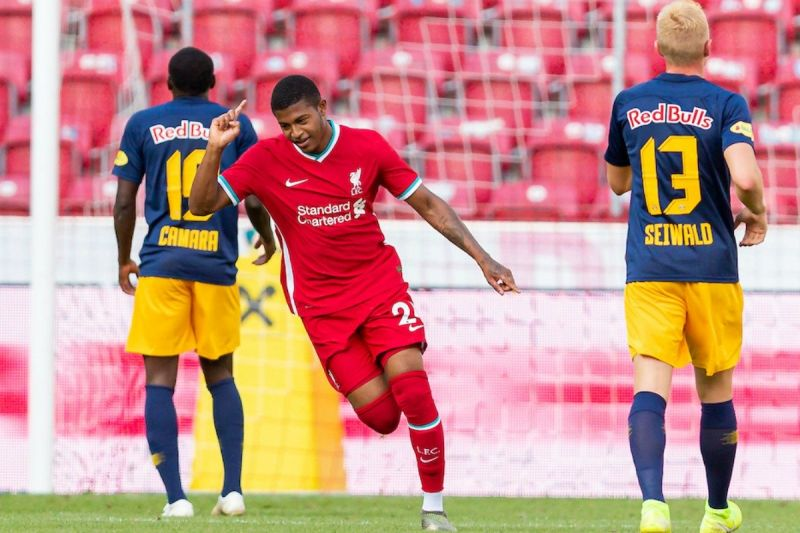 Sheffield Utd and Liverpool agree on fee for Rhian Brewster – report