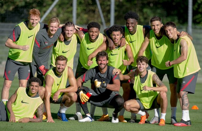 Funny Alisson & van Dijk Twitter chat highlights Brazilian's astronomical ability