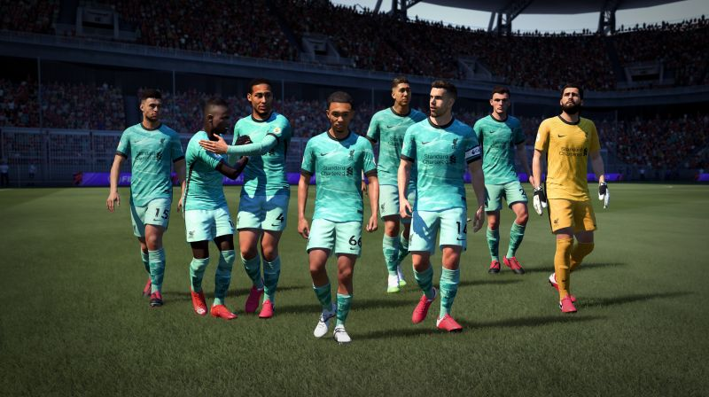 Liverpool player ratings for FIFA 21 ahead of release – our predictions