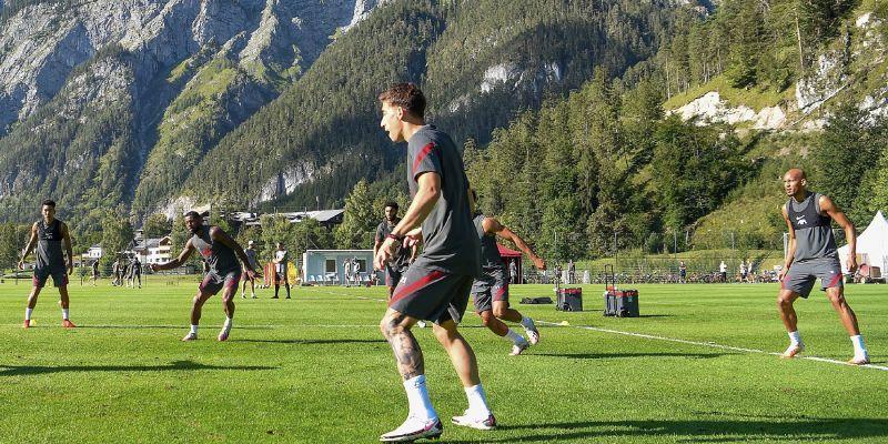 LFC predicted XI v. Stuttgart: Big rotation expected as Shaqiri, Ox and Origi miss training