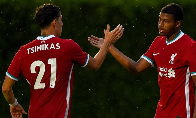 """""""It will take time"""" – Klopp reacts to Tsimikas' debut for Liverpool as Greek impresses against Stuttgart"""