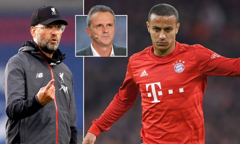 Former Bayern and Liverpool midfielder thinks Thiago deal will get done soon