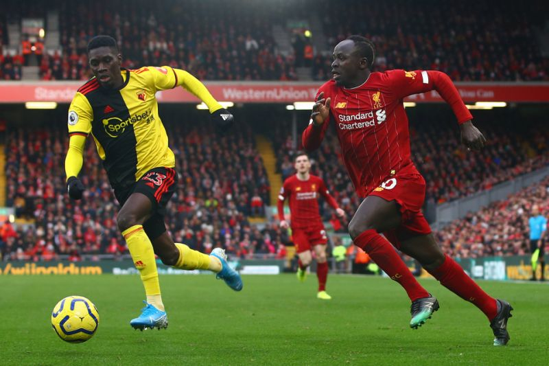 Ismaila Sarr issues come and get me plea to Liverpool after £40m interest breaks; Asks Watford to 'free' him to 'win trophies'